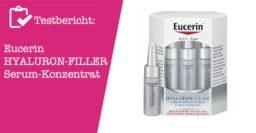 Eucerin HYALURON-FILLER Serum-Konzentrat Testbericht