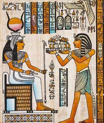 Bereits die alten Ägypter mischten aus wertvollen Ölen Anti-Falten-Cremes