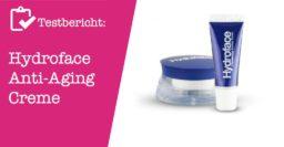 Hydroface Anti-Aging Creme Testbericht